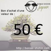 bon achat 50 euros