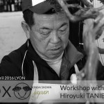 Stage avec Hiroyuki Tanibata