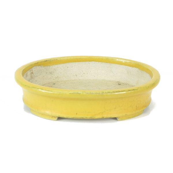 pot japonais jaune