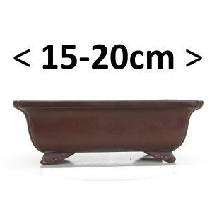 15 à 20cm